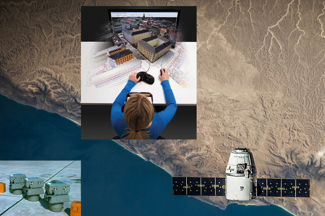 Remote Sensing and Imagery Analysis
